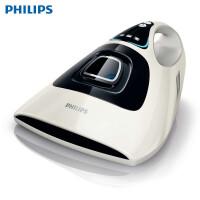 飞利浦(PHILIPS)除螨仪 FC6233 紫外线杀菌除螨机家用手持式沙发床铺除螨虫 灰尘减少过敏原
