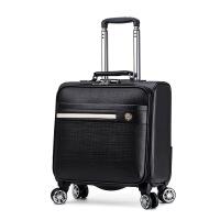行李箱小型韩版18寸拉杆箱迷你皮箱子轻便旅行箱个性登机箱16男女