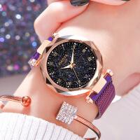 女士手表防水时尚韩版简约休闲大气石英表