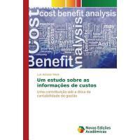 【预订】Um Estudo Sobre as Informacoes de Custos