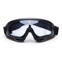 骑行防风眼镜摩托车防尘眼镜防雾镜片男女单车骑行装备