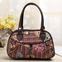 秋冬新品中年女包妈妈手提包中老年买菜包手机包手提包零钱包老人
