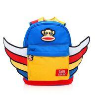 大嘴猴 幼儿园小班大班书包儿童2-5岁男女翅膀款双肩包