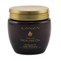 兰泽 Lanza 蛋白修复精油系列强效发膜 Keratin Healing Oil Intensive Hair Mas