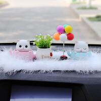 汽车创意汽车摆件可爱小猫咪个性礼物车载装饰车内饰品摆件高档