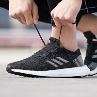 adidas阿迪达斯男鞋跑步鞋PureBOOST休闲运动鞋AH2319