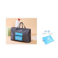 折叠旅行包手提收纳包 大容量多功能旅行袋 防水行李袋可挂拉杆箱