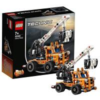 【当当自营】乐高LEGO机械组系列 42088 车载式吊车