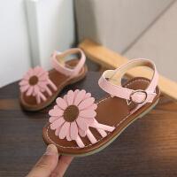 女童凉鞋公主鞋夏季儿童沙滩鞋小女孩凉鞋中小童凉鞋