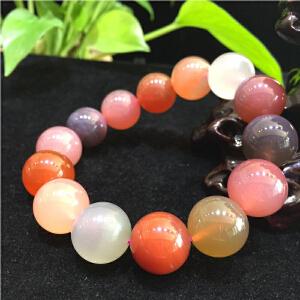 天然珠宝多宝玛瑙手链手串【TQYS5-18(018)】