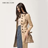 dburgass女包经典简约时尚潮流贝壳包休闲手提单肩斜跨女士包包