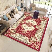 欧式客厅沙发茶几地垫卧室满铺地毯床边毯榻榻米家用房间长方形