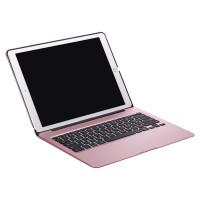 爱酷多(ikodoo)苹果iPad Pro 9.7/12.9 iPad air2/iPad mini4带充电宝型全金属蓝牙键盘保护套 ipad pro12.9英寸键盘 ipad pro9.7英寸键盘 ipad air2键盘 ipad mini4键盘 带充电宝可外接充电