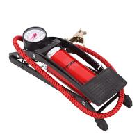 高压便携打气筒电动摩托车脚踩充气筒脚踏充气泵
