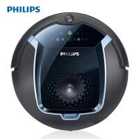 Philips/飞利浦扫地机器人家用全自动一体机智能FC8810擦地机纤薄吸尘器 扫吸擦一体 自动回充