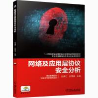 网络及应用层协议安全分析 机械工业出版社