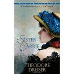 佳丽姐妹 英文原版 Bantam Classics: Sister Carrie ISBN:9780553213744