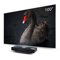 极米(XGIMI)激光无屏电视A1  (1080P全高清 3000流明 HDR画质补偿 哈曼卡顿音响 含100英寸抗光幕布)