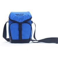 韩版休闲斜跨单肩包防水腰包男女包包运动背包骑行小包旅游证件包