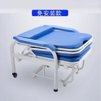 医院陪护椅折叠床单人两用陪护椅陪护床折叠床家用便携