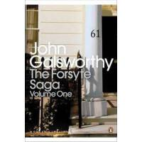 【中商原版】【英文原版】The Forsyte Saga: Volume 1: The Man of Property, and, In Chancery, and, To Let