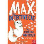 The Phantom Portrait (Max the Dectective Cat)