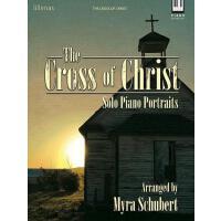 【预订】The Cross of Christ: Solo Piano Portraits