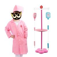 儿童医生玩具套装小护士打针工具木制仿真医药箱男女孩宝宝过家家
