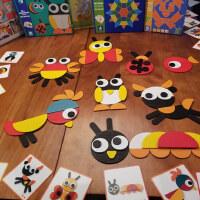 儿童七巧板智力拼图男孩女童蒙3-6周岁4-7氏早教益智具积木质玩具