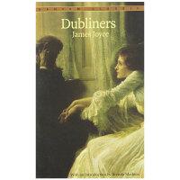 Dubliners,都柏林人 James Joyce詹姆斯・乔伊斯作品 后现代主义文学小说 英文原版