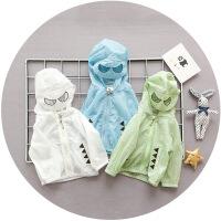 1春装女童2防风衣4外套5小男孩6夏季7个月韩版宝宝8防蚊服3岁