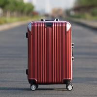 铝框拉杆箱万向轮静音旅行李登机密码箱20寸男女韩版时尚潮流24寸