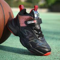 2021儿童篮球鞋防滑耐磨男童时尚运动休闲鞋小学生童鞋跑鞋