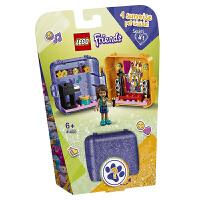 【当当自营】LEGO乐高积木 好朋友 Friends系列41400 2020年1月新品6岁+ 安德里亚的百趣游戏盒
