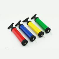 篮球打气筒多功能篮球足球排球便携式打气筒充气筒送气针d