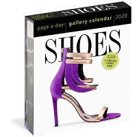 Shoes Page-A-Day Gallery Calendar 2020 日历