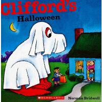 Clifford's Halloween 大红狗的万圣节 9780545215954