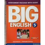 BIG ENGLISH 5 ASSESSMENT BOOK WITH EXAMVIEW