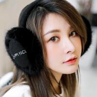 耳罩保暖女耳套护耳朵罩耳包女冬季冬天保暖耳捂耳暖韩版可爱折叠