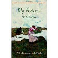My Antonia我的安东尼娅 英文原版