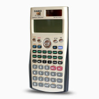 CASIO卡西欧FC-200V金融财务理财CPA/AFP计算器会计考试计算机