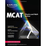KAPLAN MCAT PHYSICS AND MATH REVIEW 开普兰MCAT物理及数学分析 英文原版