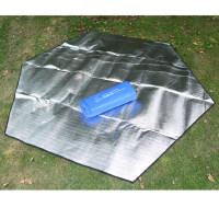 户外多人六角形铝膜防潮垫 帐篷垫 野餐垫 宝宝爬行垫 露营垫