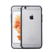 麦多多苹果6plus手机壳硅胶防摔iPhone6splus保护套边框软壳简约