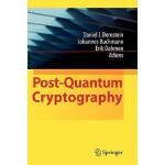 【预订】Post-Quantum Cryptography