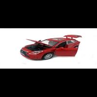仿真雷克萨斯NX合金车模型 儿童声光回力玩具汽车