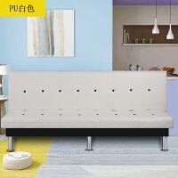 简易沙发床1.8米两用可折叠小户型多功能客厅单人1.2双人懒人沙发