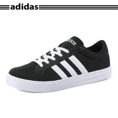 Adidas/阿迪达斯男士秋冬款布鞋板鞋AW3890*赔十