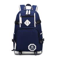 【最后1小时,满299减200】新款多功能中学生书包学院风双肩包牛津防泼水复古旅行背包