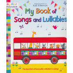 My First Picture Book: My Book of Songs and Lullabies 我的第一本